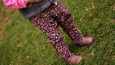 Harémové úzké kalhoty (střih + fotonávod)