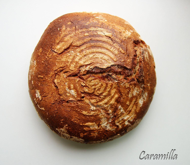 Kváskový chléb – pecen