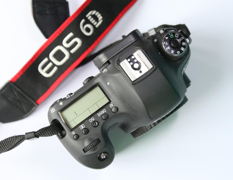 Prodám Canon EOS 6D – tělo ještě víc jak rok v záruce