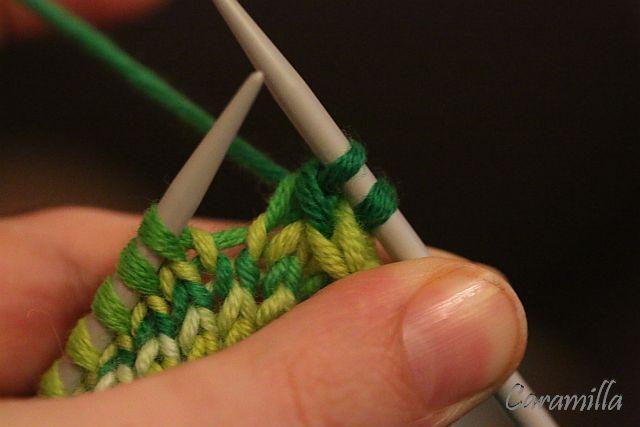 Ujímání ok při modelování rukávu (fotonávod)