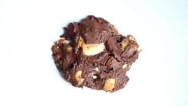 Čokoládové sušenky s příchutí datlí