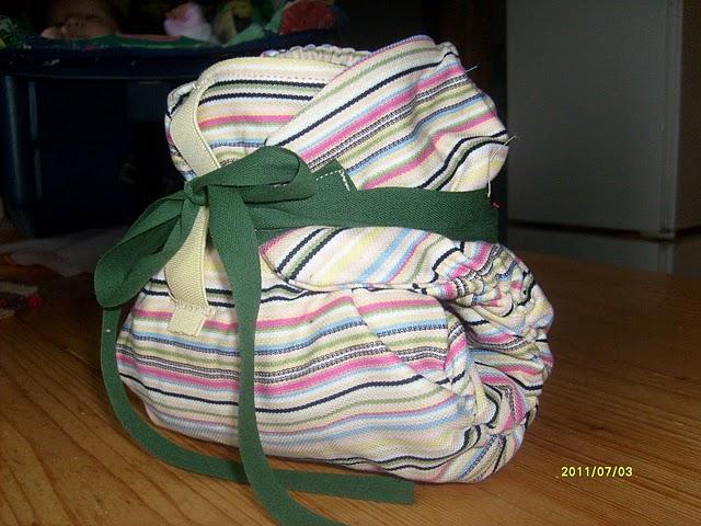RECY zavazovcí plenky od Evy