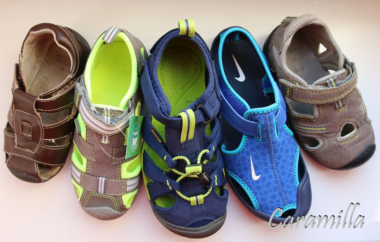 Barefoot sandály srovnání
