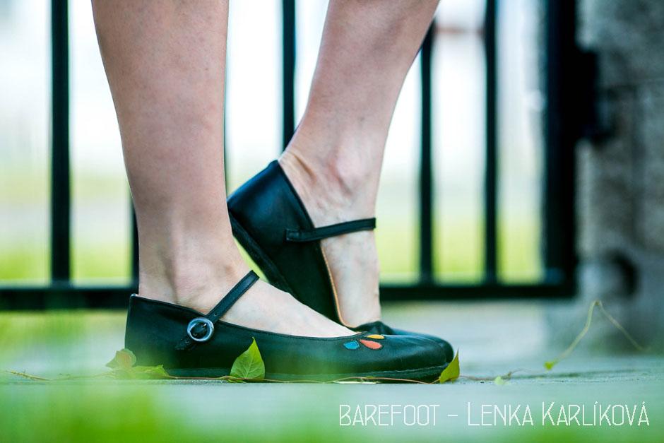 Barefoot Baleriny
