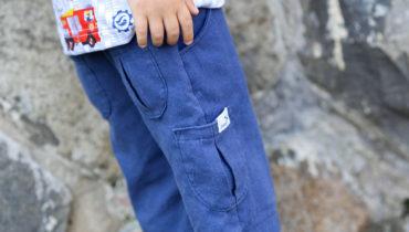 Kalhoty kapsáče (foto+video návod a střih)