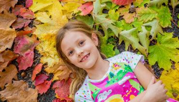 Podzimní přírodou