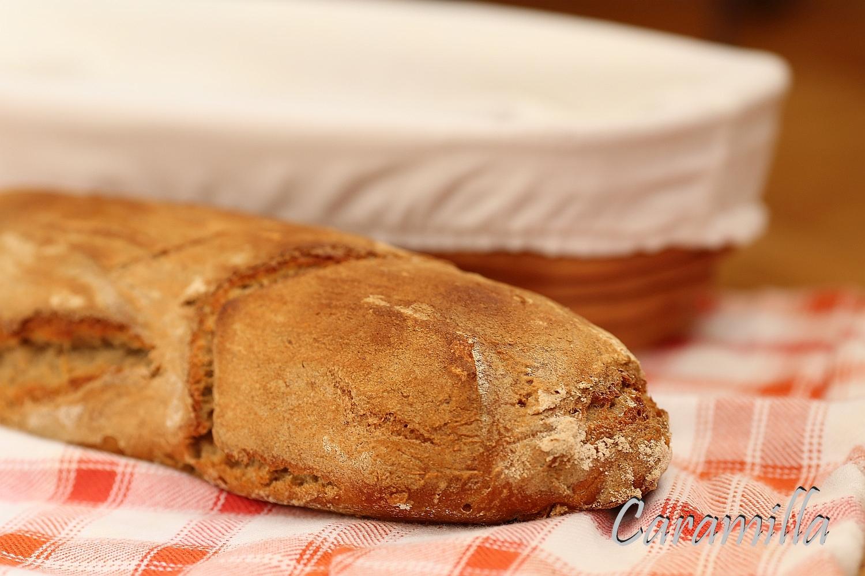 Ošatka na chléb s plátýnkem