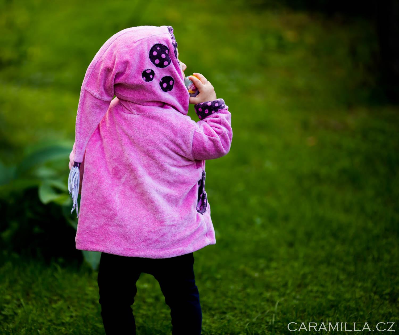 Jak začínala šít Caramilla?