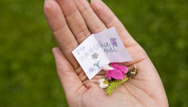 Minimalismus ke svátku matek