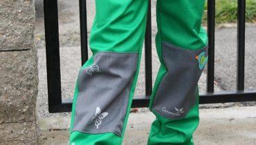 Softshellové kalhoty 116-140 (Střih a fotonávod)