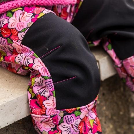 nabirane koleno detail
