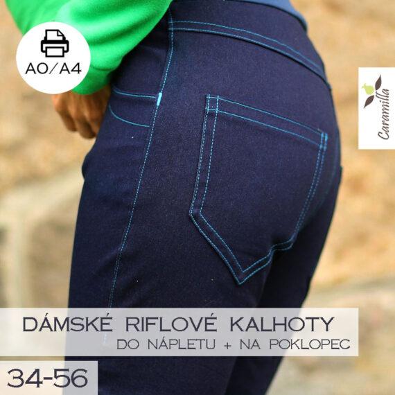 riflove softshllove kalhoty