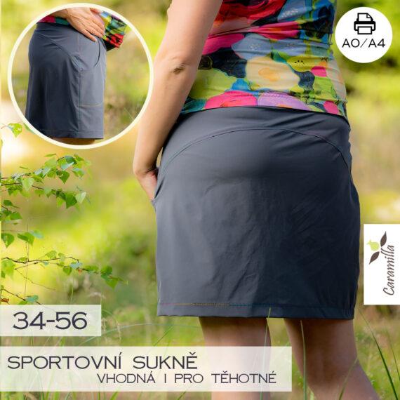 sportovni sukne