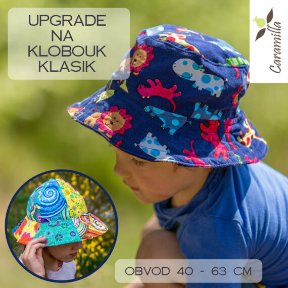 upgrade klobouk na klasic 2