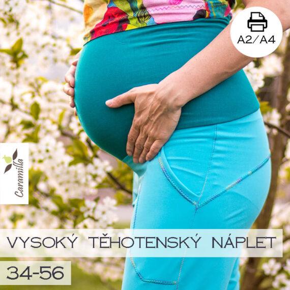 vysoky tehotensky naplet