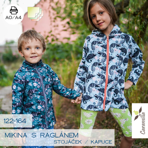mikina raglan122-164