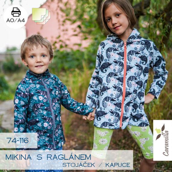 mikina raglan74-116