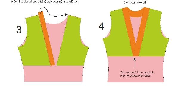 K triku je zpracován velmi názorný barevný návod postupu šití – obdržíte v  PDF po zakoupení střihu. 4e7c8f033b