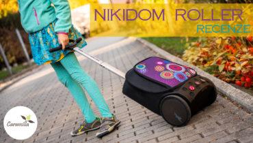 Recenze: Školní taška na kolečkách Nikidom Roller