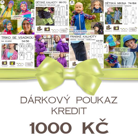 darkovy poukaz1000