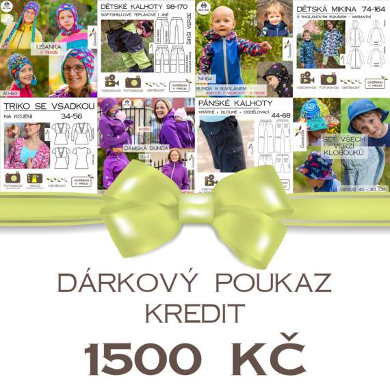 darkovy poukaz1500