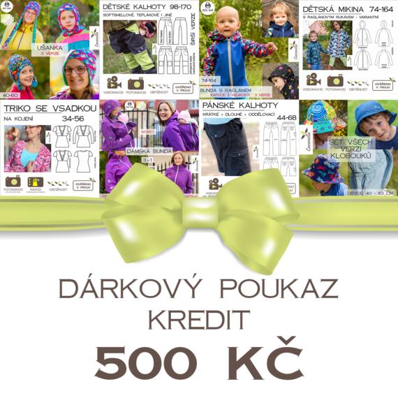 darkovy poukaz500