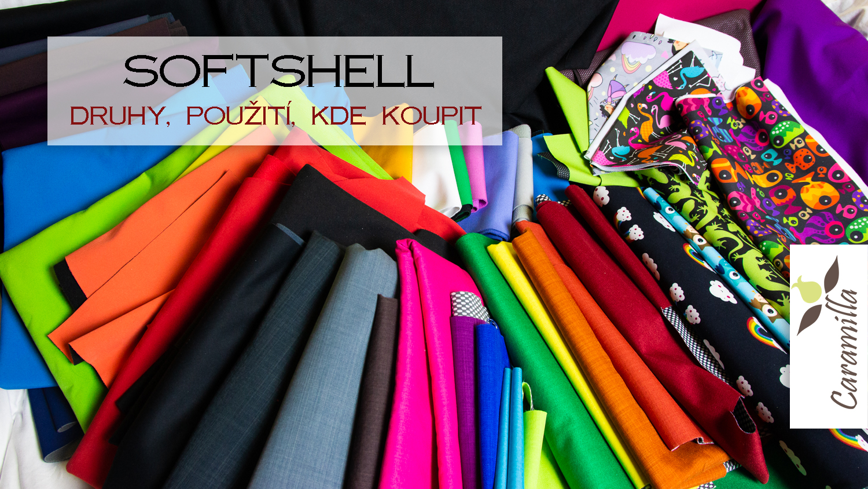 Softshell – druhy, použití, kde koupit