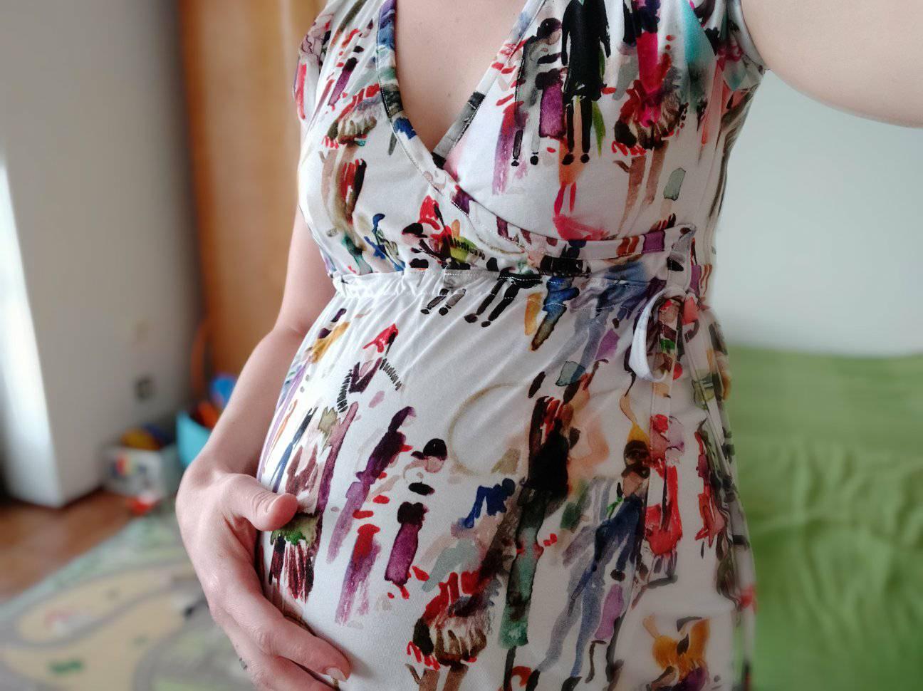 Zavinovací šaty od Terezy