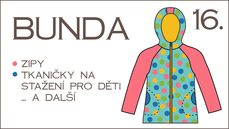 Škola šití – 16. díl: zipy, krytka zipu, bunda