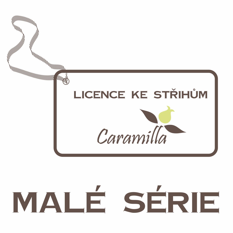 Komerční využití střihů Caramilla