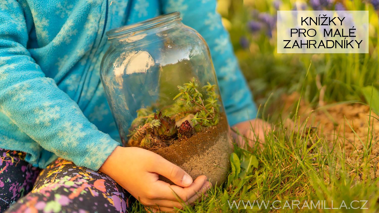 Knížky pro malé zahradníky