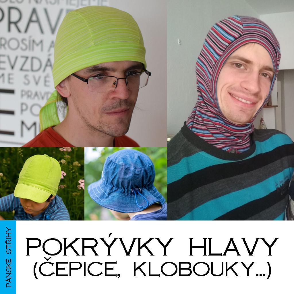 Pokrývky hlavy (čepice, klobouky)