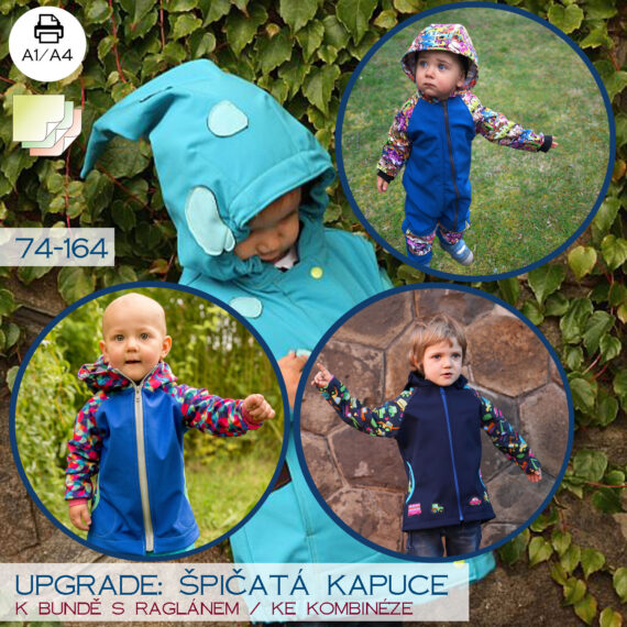 spicata kapuce upgrade