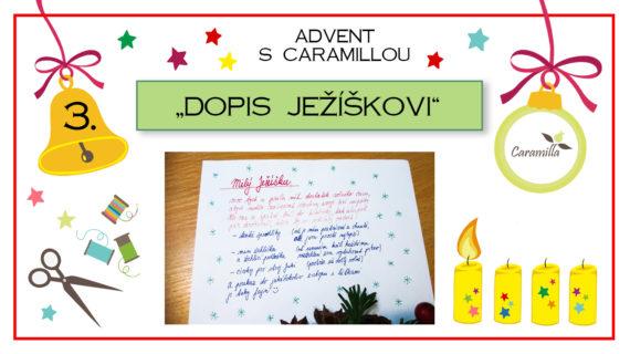 Advent – den třetí
