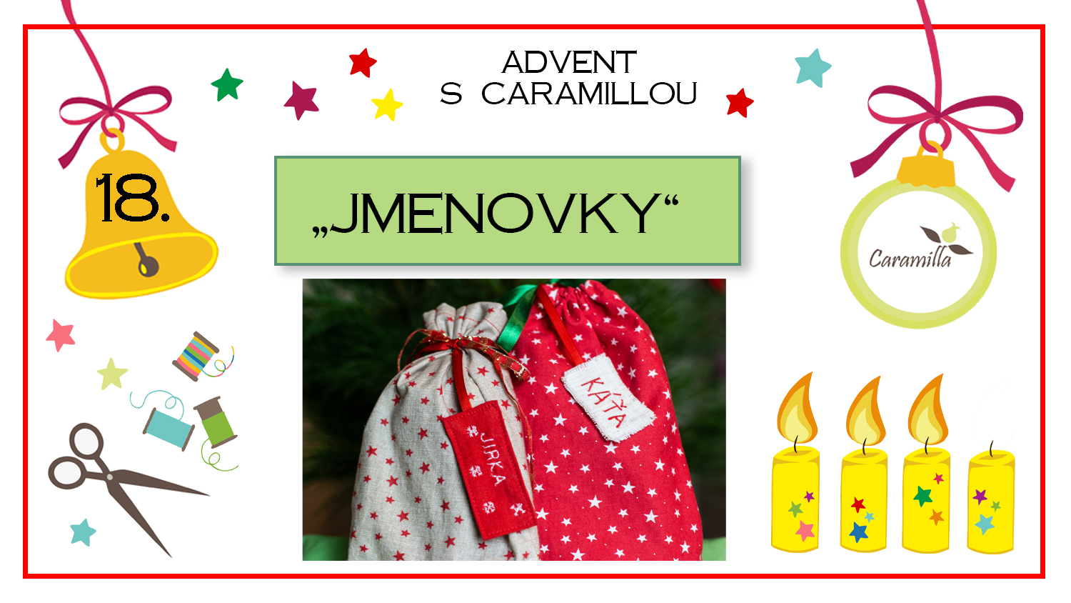 Advent – den osmnáctý